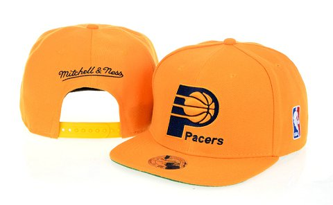 Indiana Pacers NBA Snapback Hat 60D1